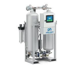 Pneumatech - Adsorptionstorkar