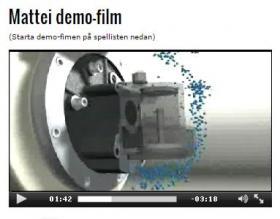 Mattei demo-film