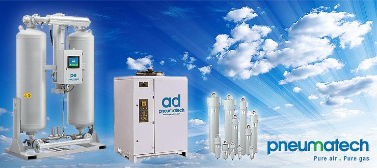 Pneumatech - Luftbehandling